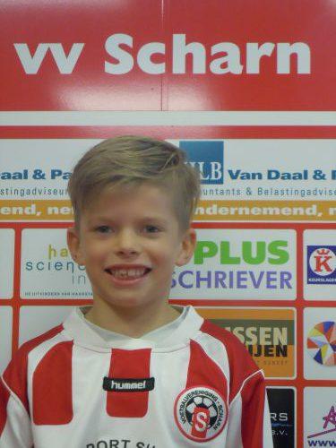 Jayden van Hoven